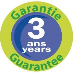 Extension de garantie 1 an...